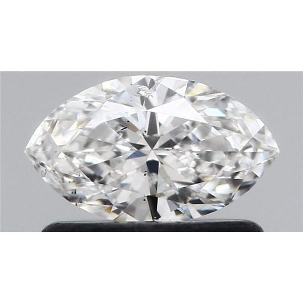 0.46 Carat Marquise Loose Diamond, E, SI2, Excellent, GIA Certified