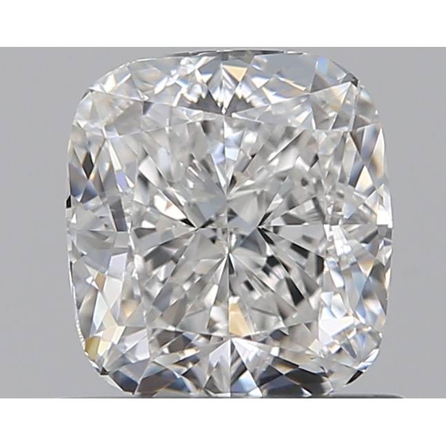 0.80 Carat Cushion Loose Diamond, F, VS1, Ideal, GIA Certified