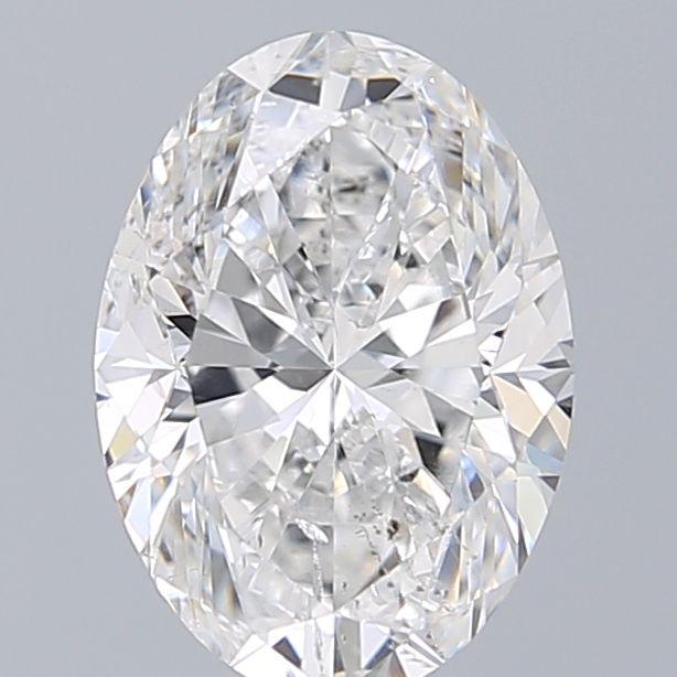 1.70 Carat Oval Loose Diamond, D, SI2, Excellent, GIA Certified