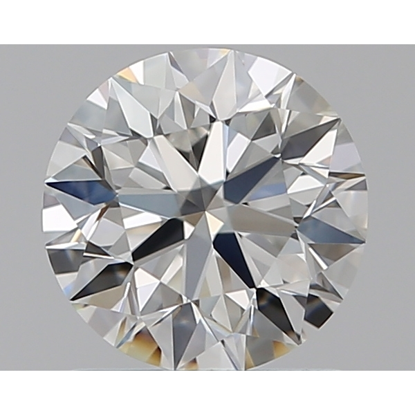 0.96 Carat Round Loose Diamond, E, VVS2, Super Ideal, GIA Certified | Thumbnail