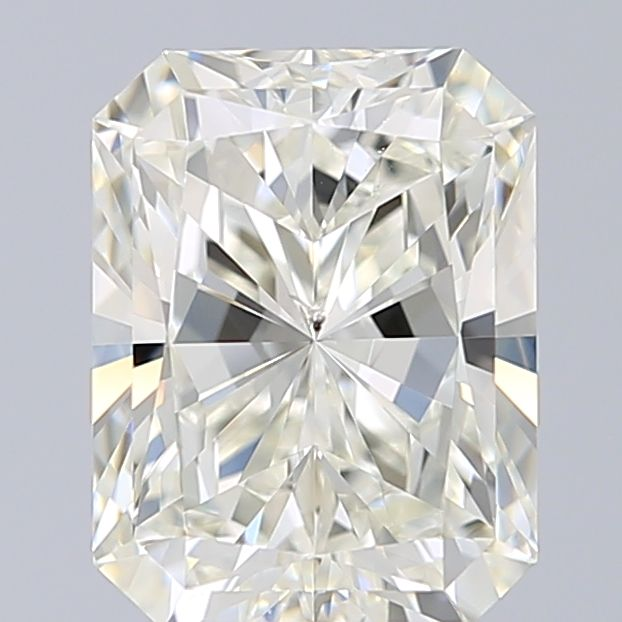 2.01 Carat Radiant Loose Diamond, I, SI1, Super Ideal, GIA Certified