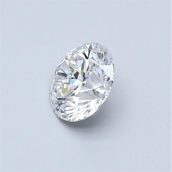 0.57 Carat Round Loose Diamond, D, IF, Super Ideal, GIA Certified