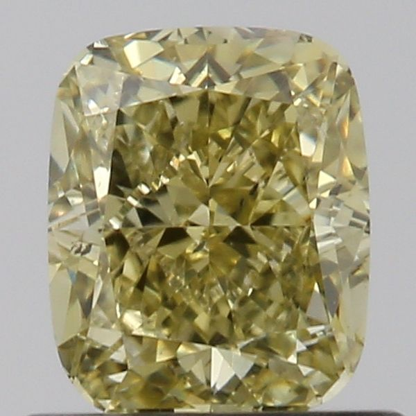 0.72 Carat Cushion Loose Diamond, , SI1, Excellent, GIA Certified