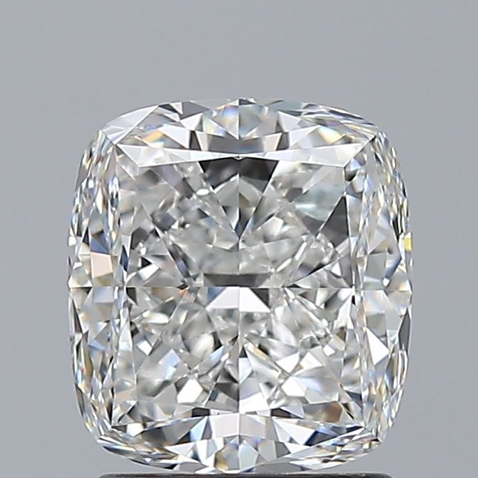 1.70 Carat Cushion Loose Diamond, F, VS1, Excellent, GIA Certified