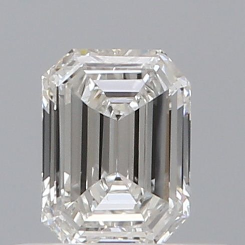 0.30 Carat Emerald Loose Diamond, F, SI1, Excellent, GIA Certified
