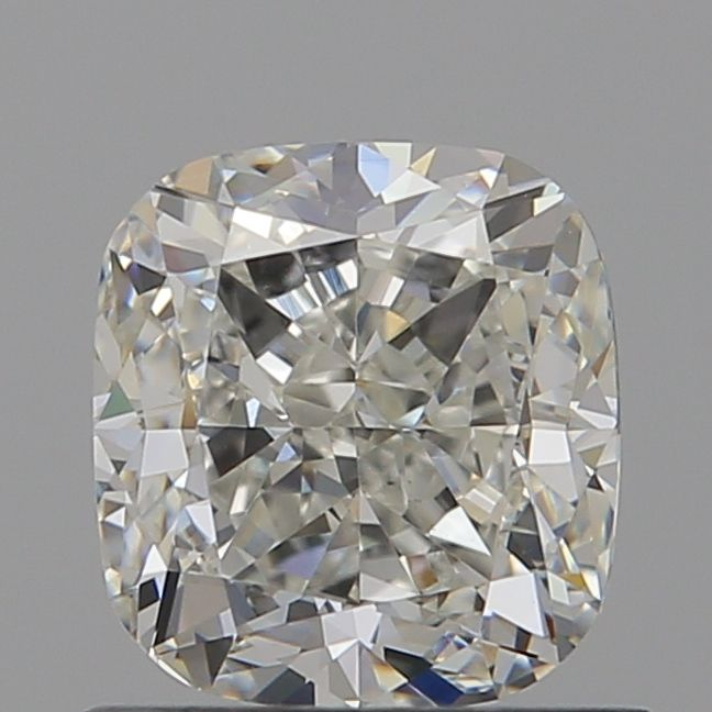 1.00 Carat Cushion Loose Diamond, I, VS1, Excellent, GIA Certified