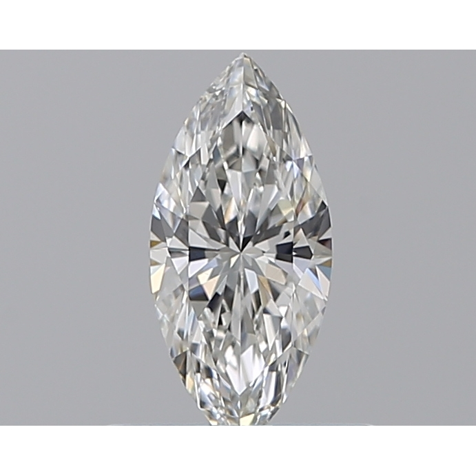 0.36 Carat Marquise Loose Diamond, G, VS1, Super Ideal, GIA Certified