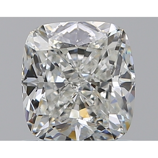 1.00 Carat Cushion Loose Diamond, H, VS2, Excellent, GIA Certified