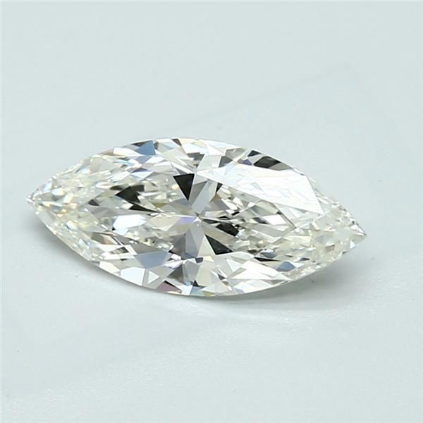 1.03 Carat Marquise Loose Diamond, J, SI1, Super Ideal, GIA Certified