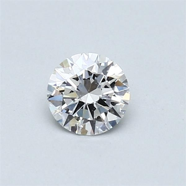 0.40 Carat Round Loose Diamond, D, SI1, Excellent, GIA Certified