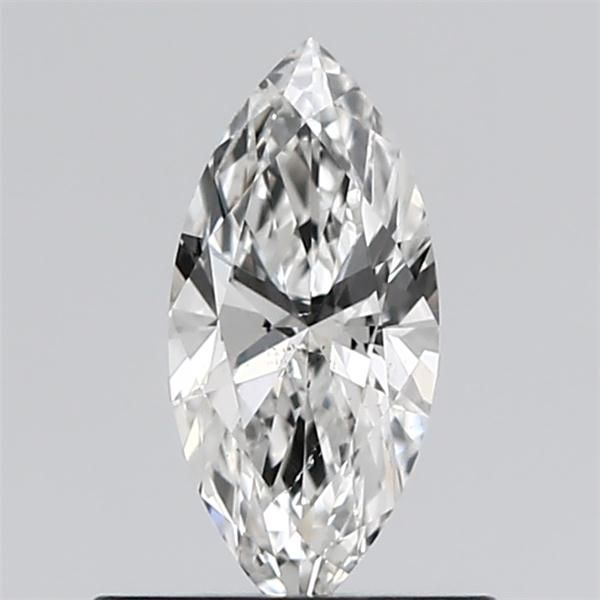 0.50 Carat Marquise Loose Diamond, G, SI1, Super Ideal, GIA Certified
