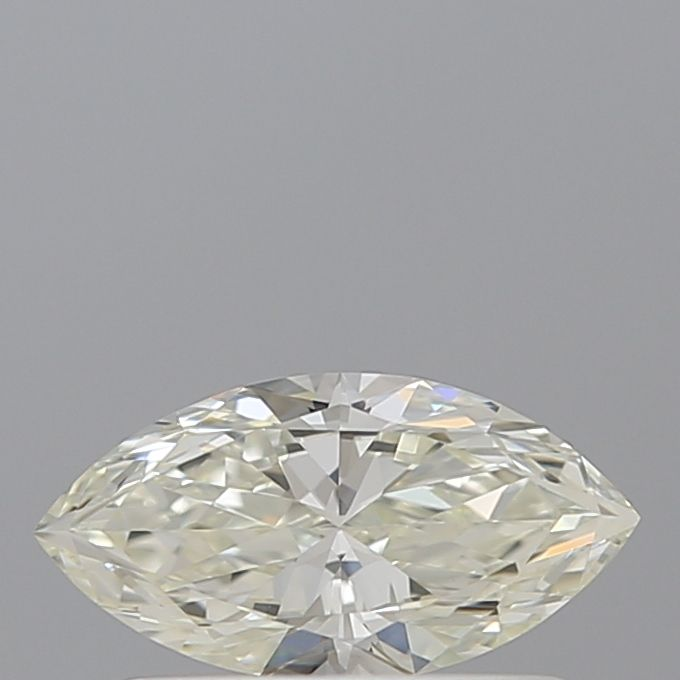 0.36 Carat Marquise Loose Diamond, L, VVS2, Super Ideal, GIA Certified