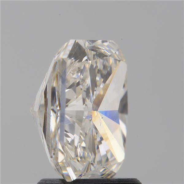 2.52 Carat Radiant Loose Diamond, G, SI1, Excellent, GIA Certified