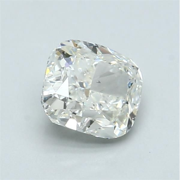 1.01 Carat Cushion Loose Diamond, J, SI1, Excellent, GIA Certified