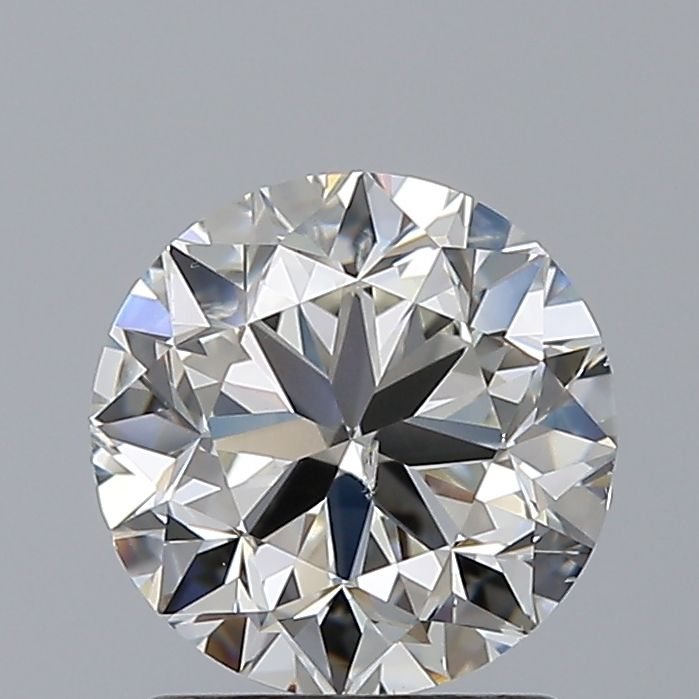 1.50 Carat Round Loose Diamond, I, SI2, Excellent, GIA Certified