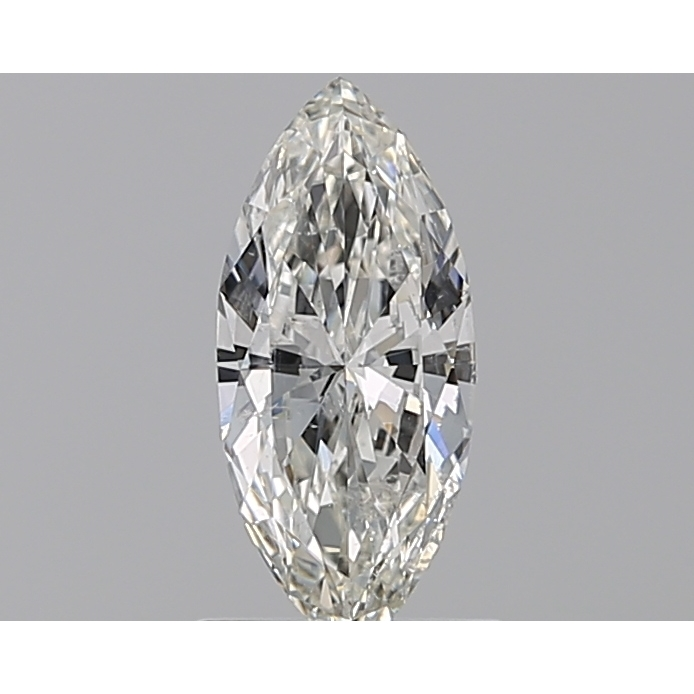 0.70 Carat Marquise Loose Diamond, H, SI1, Ideal, GIA Certified