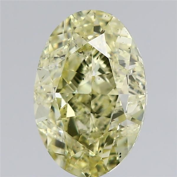 3.00 Carat Oval Loose Diamond, , SI2, Excellent, GIA Certified