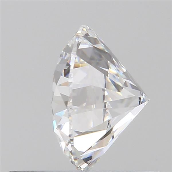 0.71 Carat Round Loose Diamond, D, IF, Super Ideal, GIA Certified