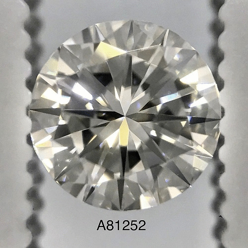 1.00 Carat Round Loose Diamond, H, VS1, Good, GIA Certified | Thumbnail