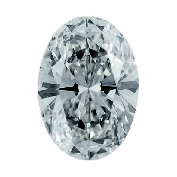 0.96 Carat Oval Loose Diamond, J, VS2, Super Ideal, GIA Certified
