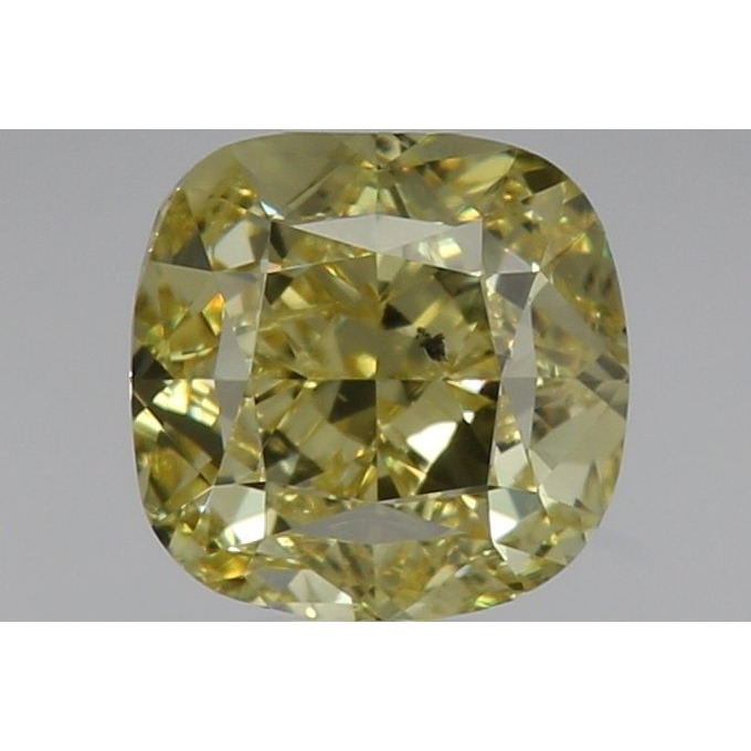 1.00 Carat Cushion Loose Diamond, , SI2, Good, GIA Certified | Thumbnail