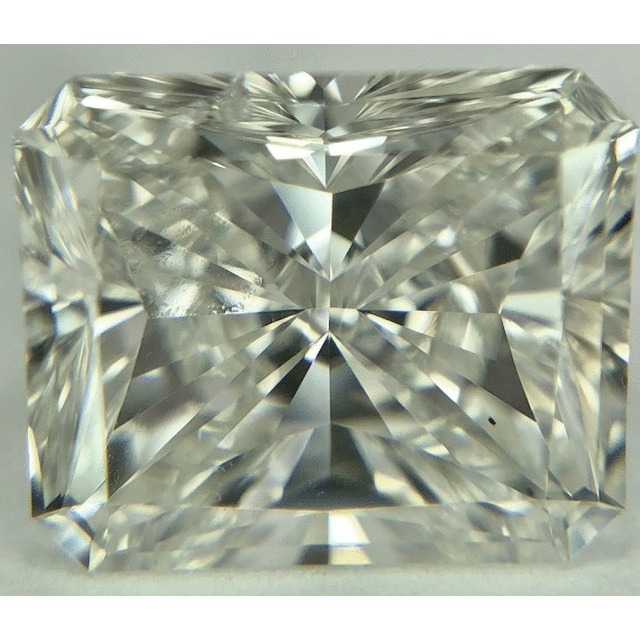 2.51 Carat Radiant Loose Diamond, J, SI1, Very Good, GIA Certified