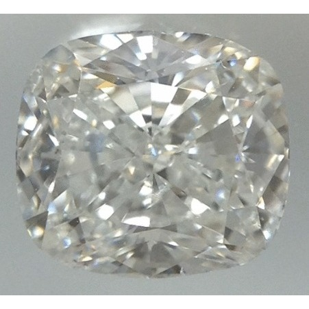 0.80 Carat Cushion Loose Diamond, F, SI1, Excellent, GIA Certified