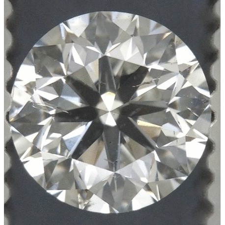 1.00 Carat Round Loose Diamond, H, SI2, Excellent, GIA Certified