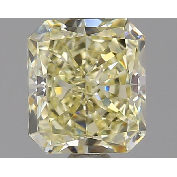 1.27 Carat Radiant Loose Diamond, Y - Z, VS1, Ideal, GIA Certified | Thumbnail
