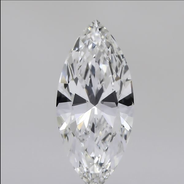 0.52 Carat Marquise Loose Diamond, G, VVS1, Super Ideal, GIA Certified