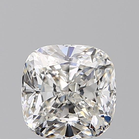 1.21 Carat Cushion Loose Diamond, H, VS2, Ideal, GIA Certified