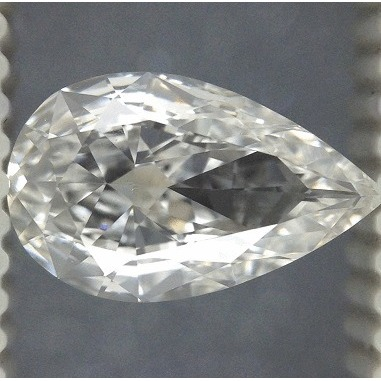 0.91 Carat Pear Loose Diamond, E, VS1, Very Good, GIA Certified