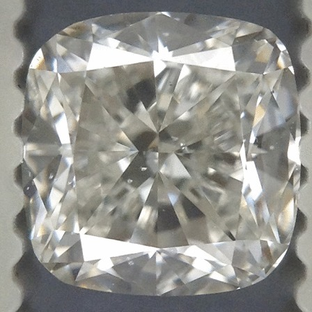 1.02 Carat Cushion Loose Diamond, H, SI1, Excellent, GIA Certified