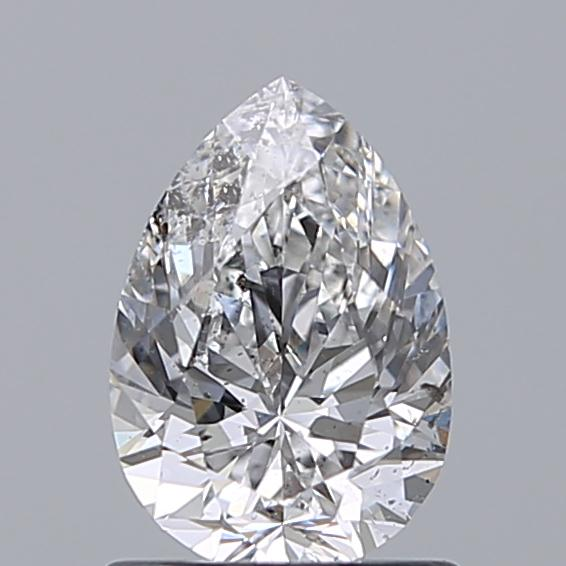 1.01 Carat Pear Loose Diamond, E, SI2, Excellent, GIA Certified