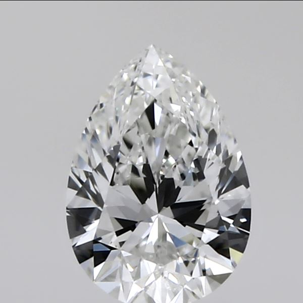 0.31 Carat Pear Loose Diamond, G, VS1, Super Ideal, GIA Certified | Thumbnail
