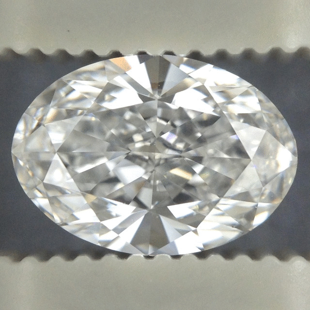 2.00 Carat Oval Loose Diamond, D, VS1, Excellent, GIA Certified | Thumbnail