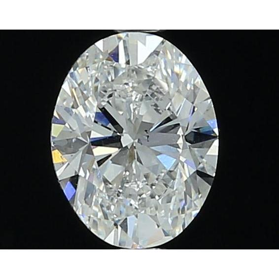 1.01 Carat Oval Loose Diamond, F, VS2, Ideal, GIA Certified