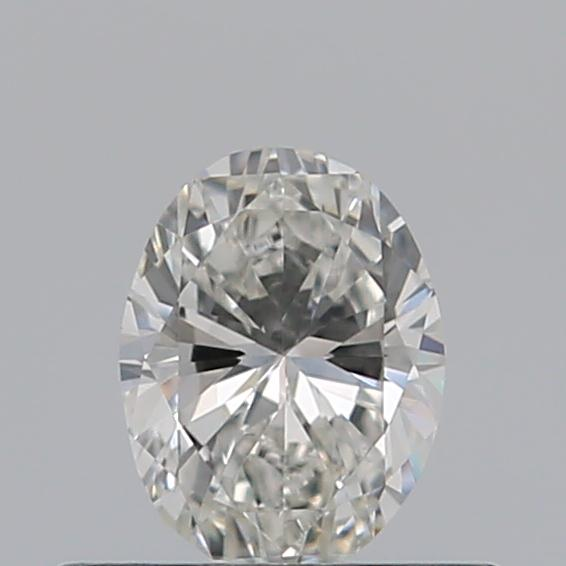0.32 Carat Oval Loose Diamond, G, VS1, Excellent, GIA Certified