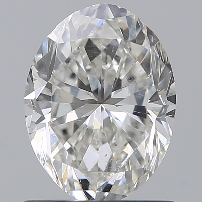 0.90 Carat Oval Loose Diamond, G, SI1, Excellent, GIA Certified