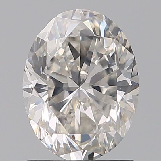 1.20 Carat Oval Loose Diamond, I, SI1, Excellent, GIA Certified