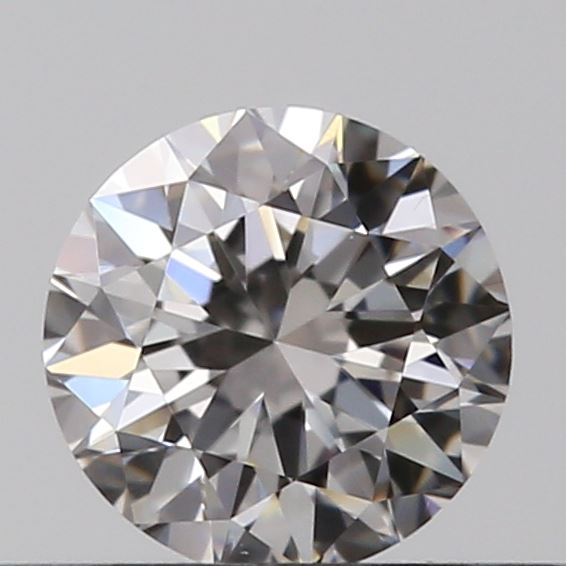 0.30 Carat Round Loose Diamond, H, VS1, Excellent, GIA Certified