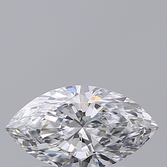 0.70 Carat Marquise Loose Diamond, D, VS1, Ideal, GIA Certified