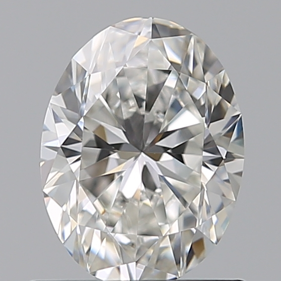 0.70 Carat Oval Loose Diamond, G, VS1, Super Ideal, GIA Certified