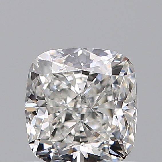 0.70 Carat Cushion Loose Diamond, H, SI1, Very Good, GIA Certified | Thumbnail