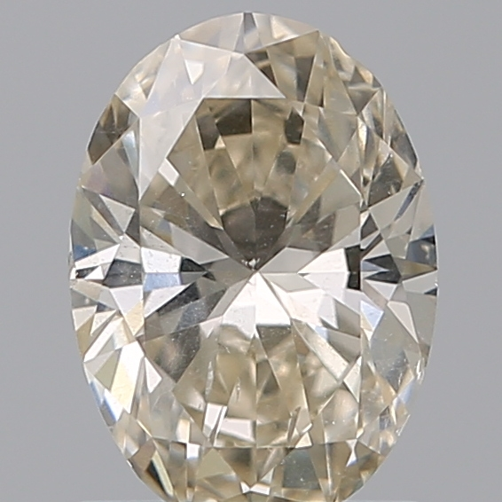 0.90 Carat Oval Loose Diamond, M, SI2, Super Ideal, GIA Certified