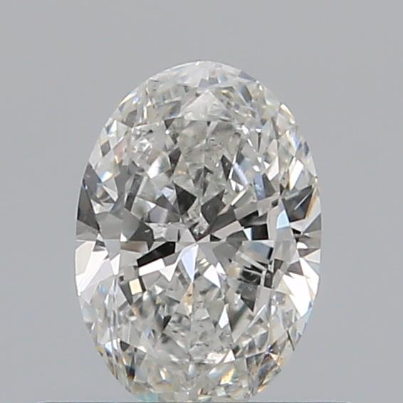 0.38 Carat Oval Loose Diamond, G, SI1, Excellent, GIA Certified