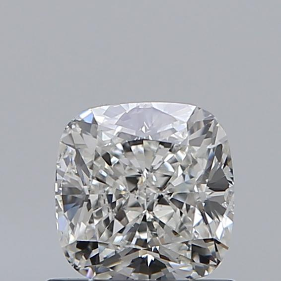 0.82 Carat Cushion Loose Diamond, G, SI1, Super Ideal, GIA Certified