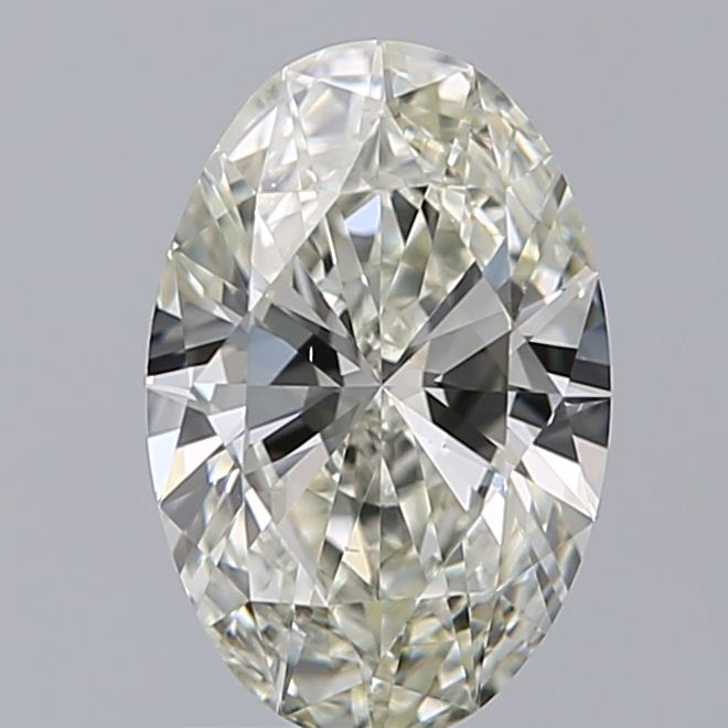 1.20 Carat Oval Loose Diamond, K, VS2, Ideal, GIA Certified | Thumbnail