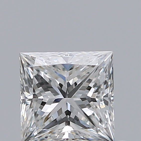 0.41 Carat Princess Loose Diamond, F, VS1, Super Ideal, GIA Certified