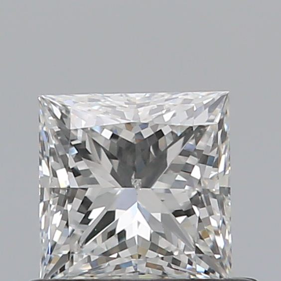 0.60 Carat Princess Loose Diamond, G, SI2, Super Ideal, GIA Certified